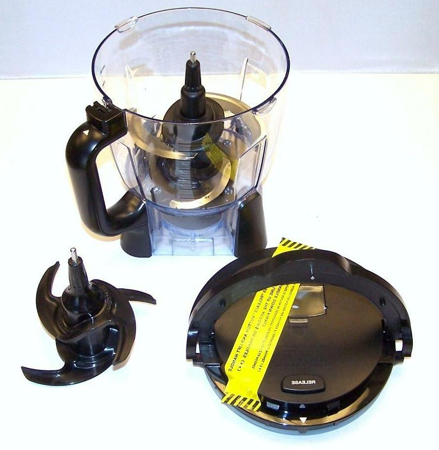NEW Ninja 64 Bowl+Lid+Blade Auto-iQ BL640 BL641 BL642 BL680 BL682