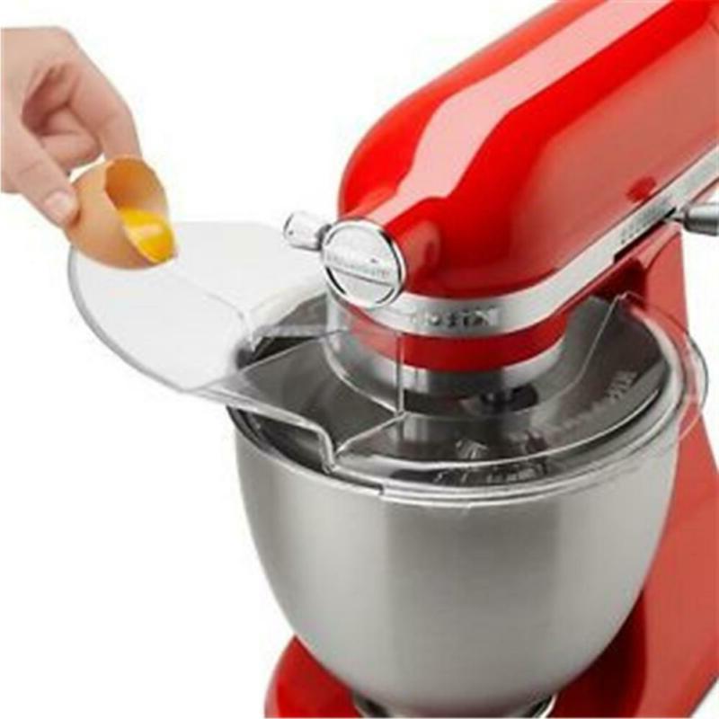 New KitchenAid Pouring Shield 4.5qt Stand Mixers Kitchen