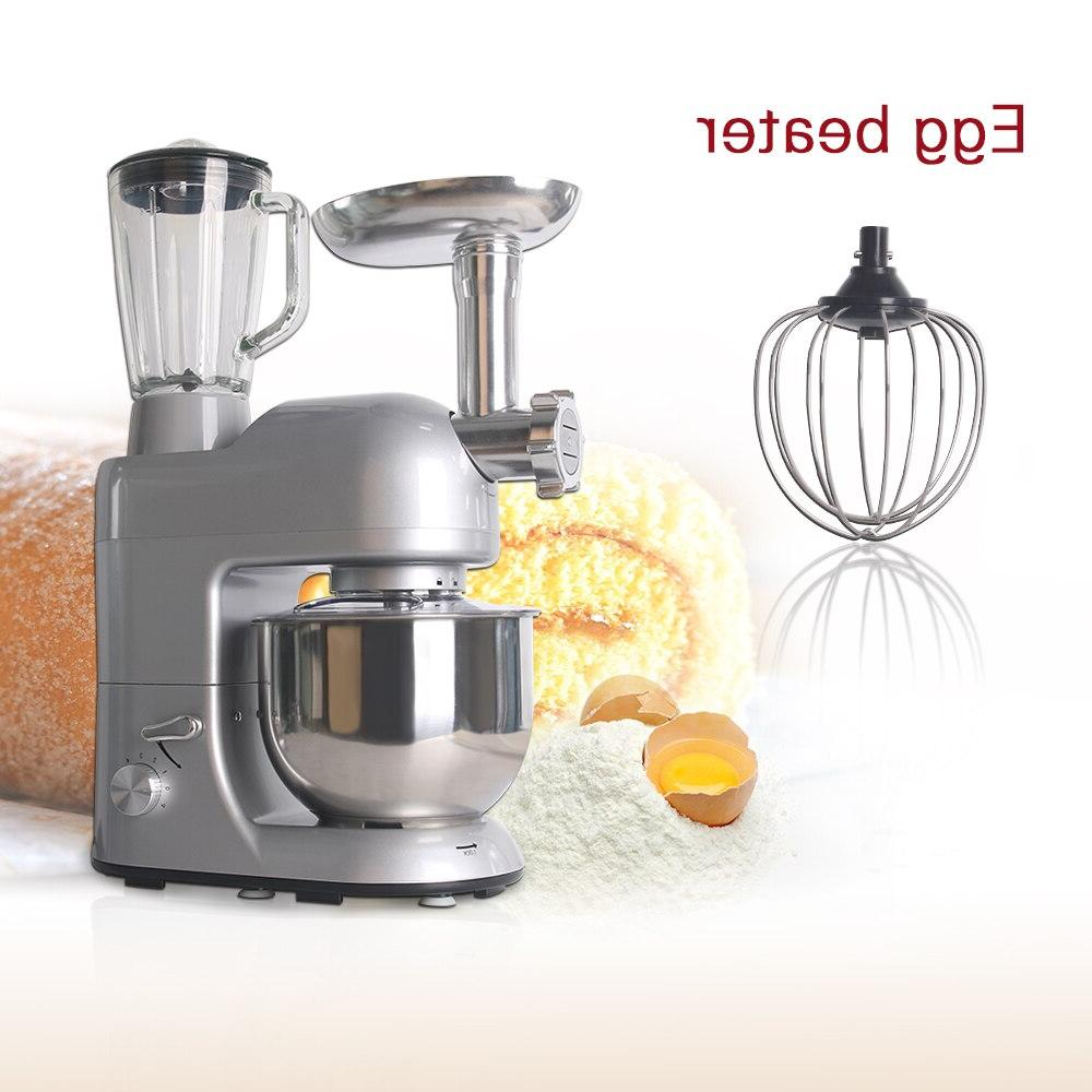 GZZT Food <font><b>Mixer</b></font> Stuffers 5.2L Cup