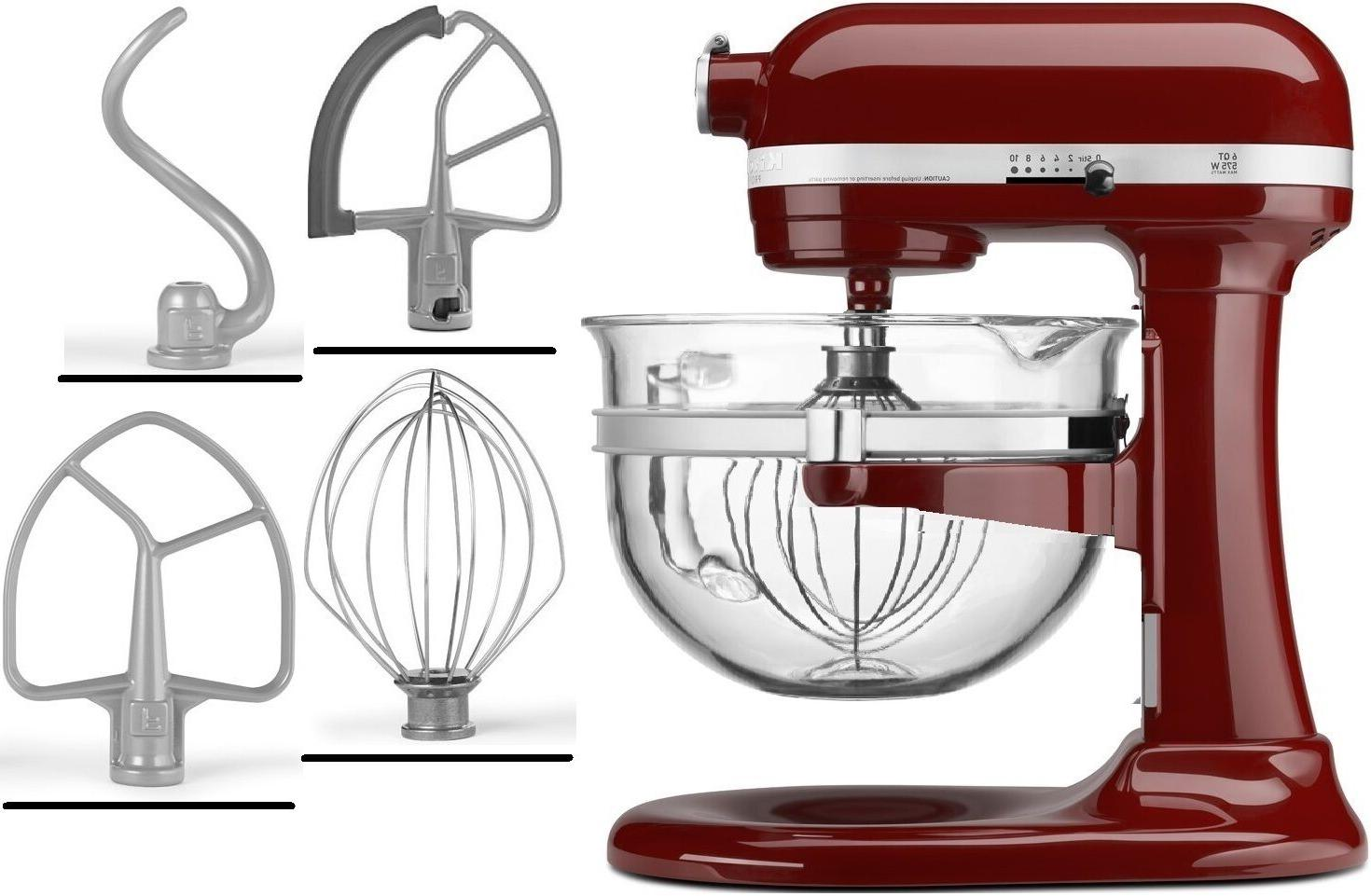 New Mixer KF26M2X Pro With Bowl Colors