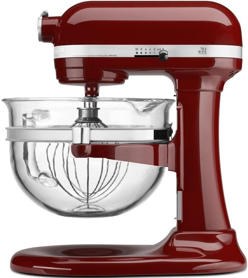 New Stand Mixer KF26M2X 6-Qt With Bowl Colors