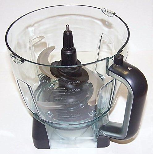 ninja food processor bowl
