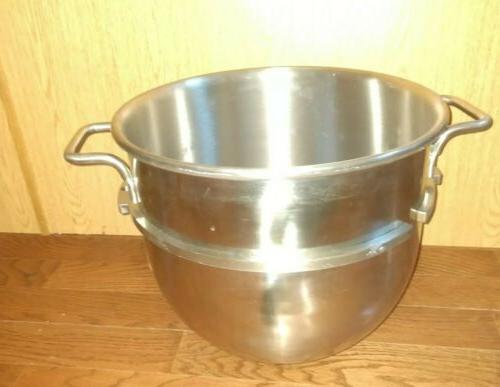 nos d30 stainless steel 30 qt mixer