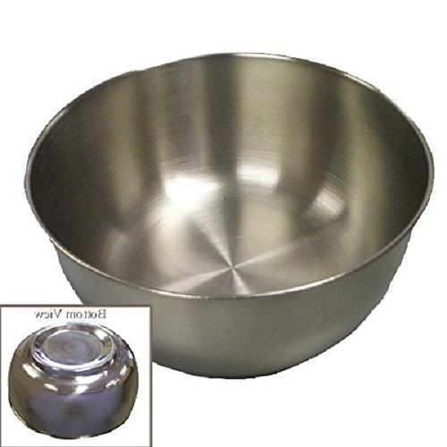 oster 000 stainless steel bowl