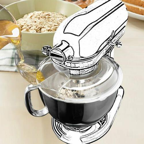 Pouring for KitchenAid Tilt KSM75
