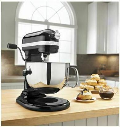 KitchenAid 600 6qt Stand Mixer Imperial Black