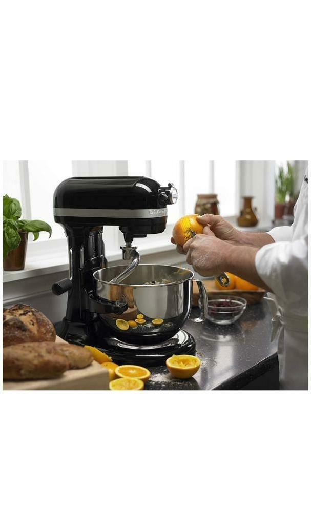 KitchenAid Pro Series 6qt Bowl-Lift Stand Mixer Imperial