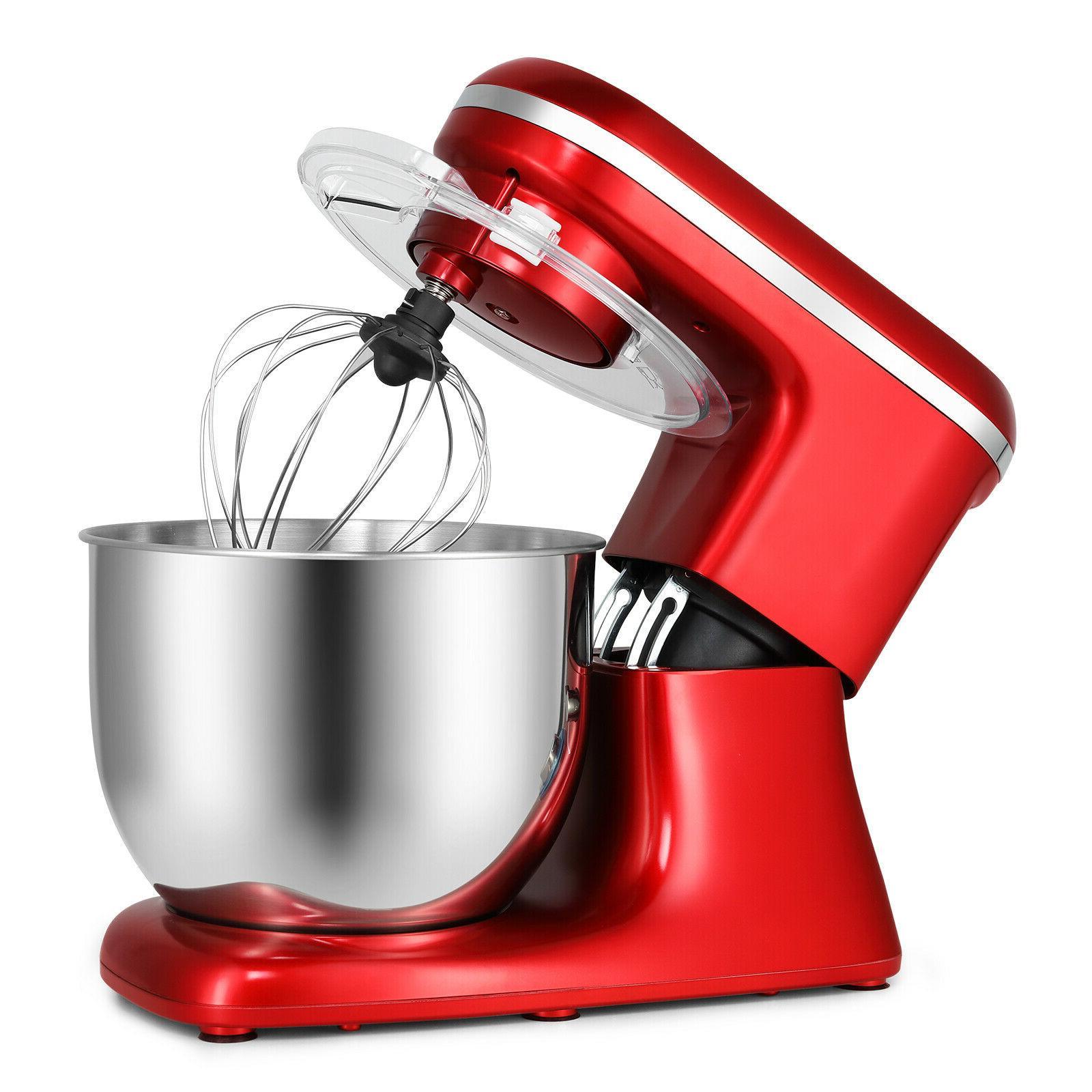 Pro Food Stand Mixer 7-QT Kitchen Bowl