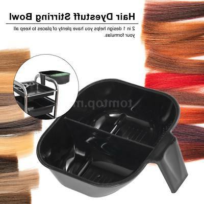 professional hair coloring bowl mixer for hair