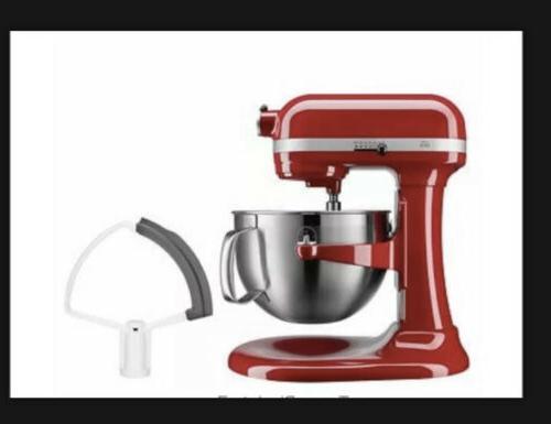 KitchenAid Professional Series Bowl Lift Mixer With Flex Red