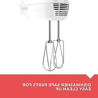 Professional-Style Hand Mixer & Rest New