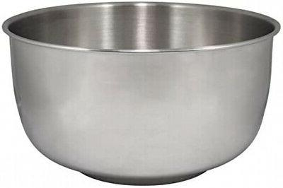 replacement large stainless steel bowl fits sunbeam