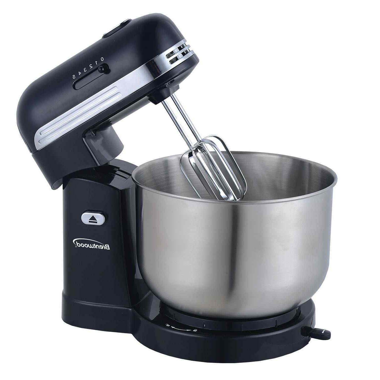 sm 1162bk 5 speed stand mixer