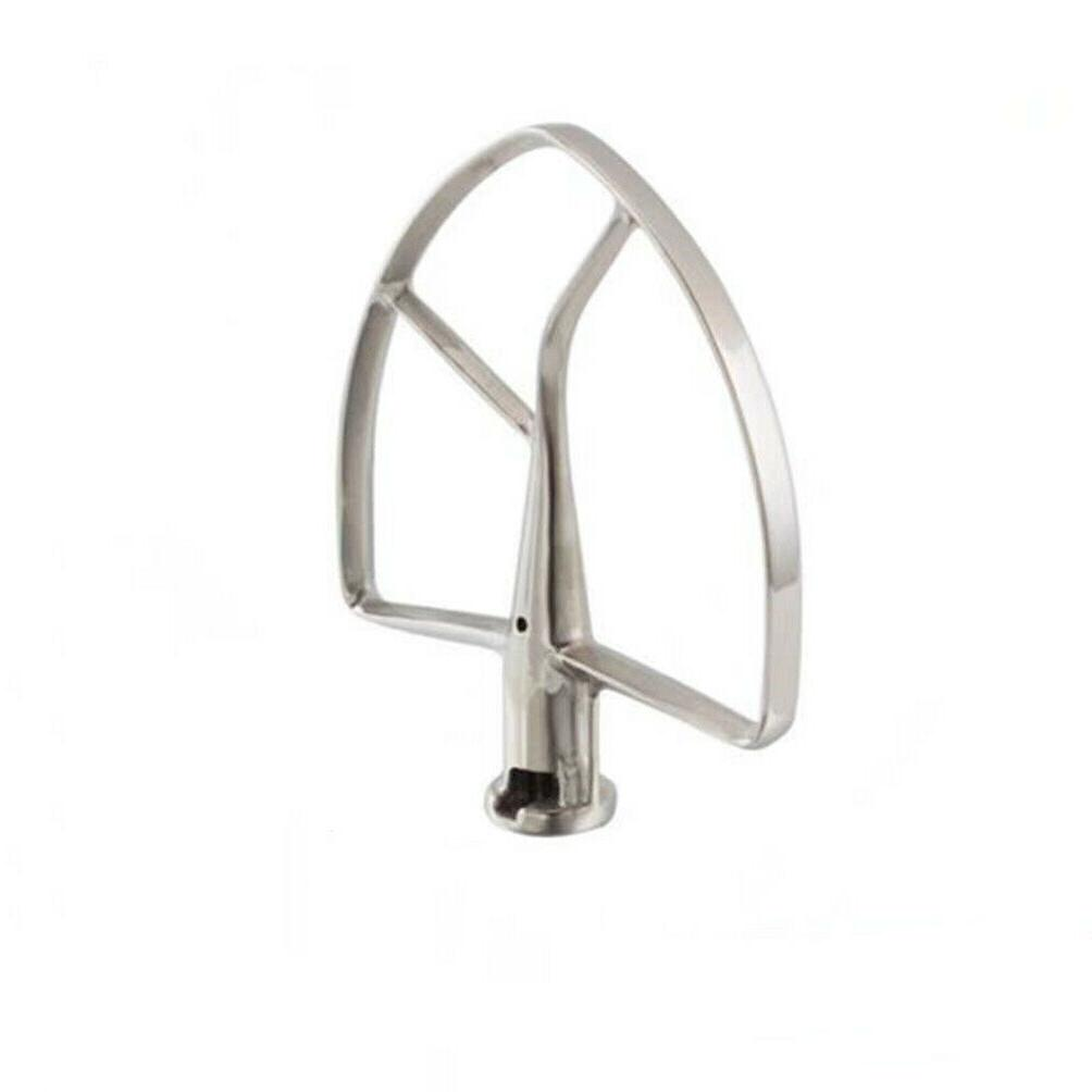 Stainless Steel Flat for Kitchen Quart Bowl Lift Stand Mixer