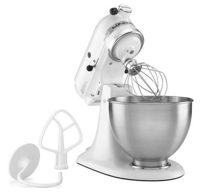 KitchenAid Mixer 10 Speed Bowl 4,5 Quart