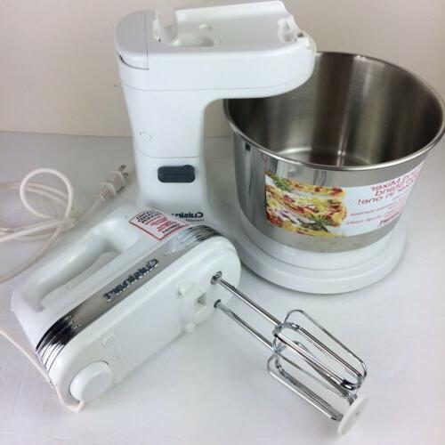 stand mixer and hand mixer combo 7