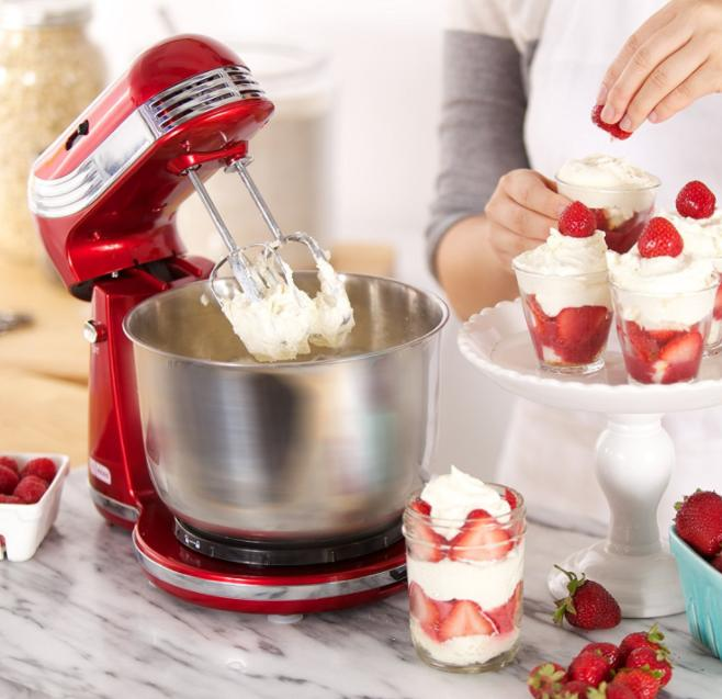 Stand Mixer Beater On Electric