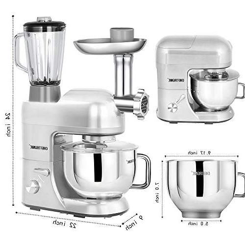 CHEFTRONIC Mixers Multifunction Kitchen Mixer for Household Aids
