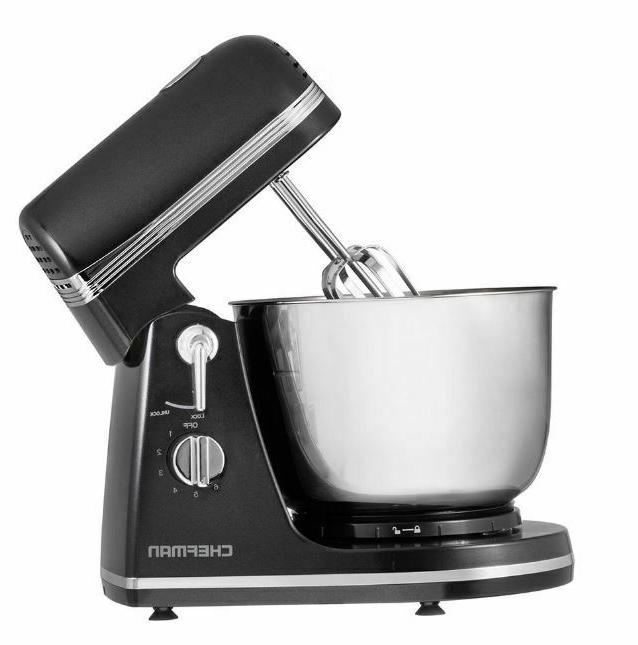 Chefman Stand Mixer with Stainless