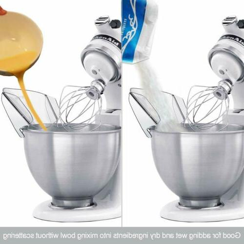 Pouring for Stand Mixer Bowl Fit Most Stand
