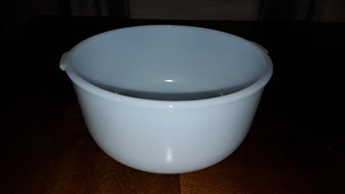 vintage 1950 sunbeam mixing bowl