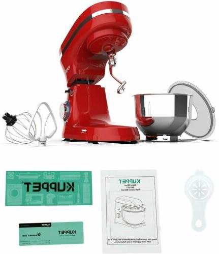 Electric Tilt-Head Stand 8 4.7QT