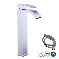 KES cUPC NSF Certified BRASS Lead-Free Brass Bathroom Sink F