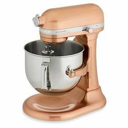 KitchenAid KSM7588PCP Proline Edition Stand Mixer, Copper Pe