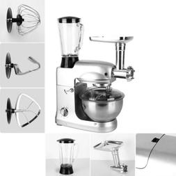 3 In 1 Stainless Steel Bowl Meat Grinder Upgraded Stand Mixe