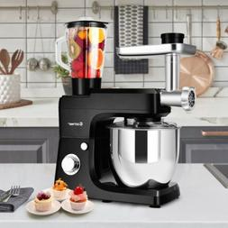 Multifunctional Stand Mixer Blender Meat Grinder with Bowl