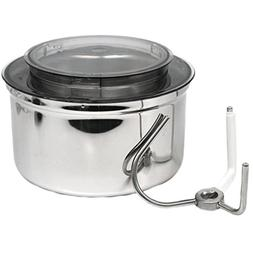 Stainless Steel Bowl Fits Bosch Universal Machine