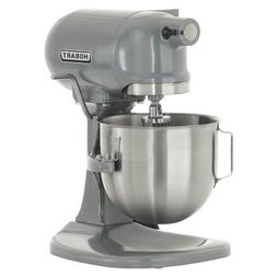 Hobart N50 Commercial Mixer, Gear-Driven, 3-Speed, 5 Quart,