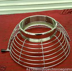 NEW 20 QT Bowl Guard Protector Safety Wire Cage For Hobart C