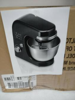 NEW Hamilton Beach Electric Stand Mixer 4 Quart Stainless Bo