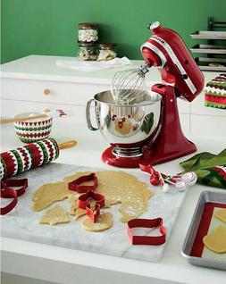 NIB KitchenAid Artisan 5-qt. Tilt-Head Stand Mixer With Pour