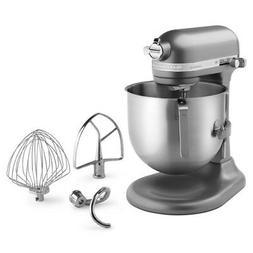 KitchenAid 8-Qt. NSF Commercial Stand Mixer, KSM8990WH: dark