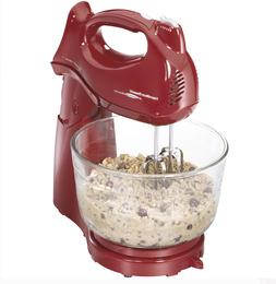 Hamilton Beach Power Deluxe 4 Quart Stand Mixer