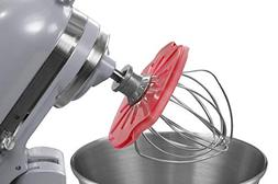 Whisk Wiper PRO for Stand Mixers - Mix Without The Mess - Th