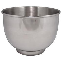 replacement stainless steel bowl fits