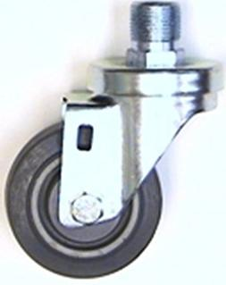 """3"""" Replacement Swivel Caster for Hobart Mixer Bowl Dolly, TP"""