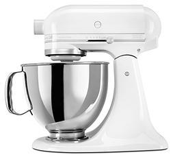 KitchenAid RRK150WW  5 Qt. Artisan Series - White-On-White