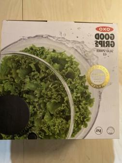 Salad Spinner Durable Styrene Top Rack Dishwasher Safe Non S