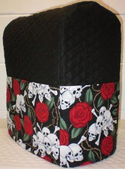 Penny's Needful Things Skulls & Red Roses Cover Compatible f