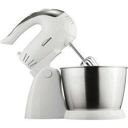 Brentwood SM-1152 Stand Mixer Bowl - 5-Speeds - 200W - White