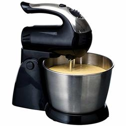 Brentwood SM-1153 200W 5-Speed Stand Mixer - Stainless Steel