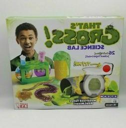 Smart Lab Toys That's Gross Science Lab 26 Outrageous Scienc
