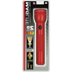 Maglite ST2D036 Flashlight, Dark Red, 2 Cell D Batteries, LE
