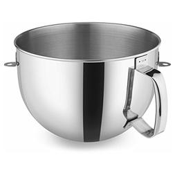 KitchenAid Stainless 6-quart Bowl with Comfort Handle KN2B6P