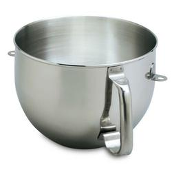 stainless steel bowl for 6 qt stand