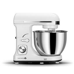 Ventray Stand Mixer 6-Speed 4.5-Quart Stainless Steel Bowl w